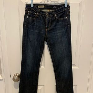 AG The Angelina Petite Boot Cut Jeans - 26